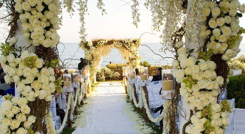 Santa Barbara Wedding Venues Bacara Resort Spa Photos Beachfront