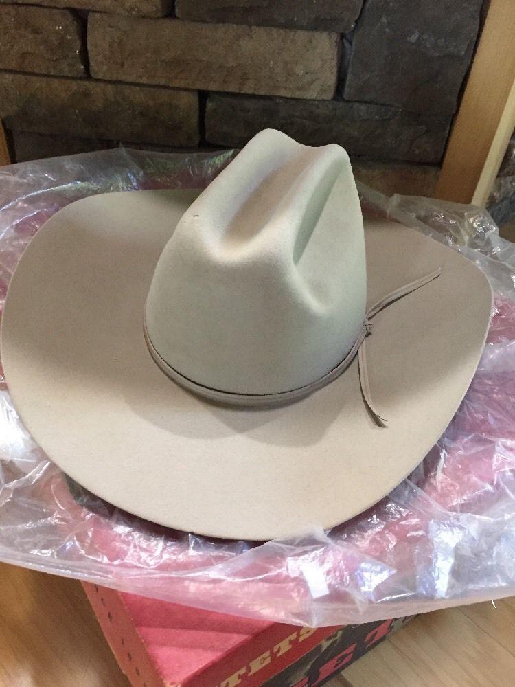 Stetson SF0575D440 COWB--R D4 Ranch Tan 56 7 Cowboy Hat  Stetson  CowboyHat eace18553b79