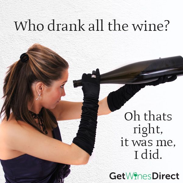 Who drunk all the wine ???? MEEEEE #whodrunkallthewine #winelover #wine #winetime #Friday13 #fridaywine #getwinesdirect