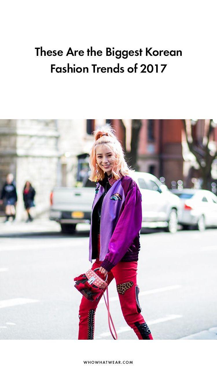 The biggest korean fashion trends of hot korean fashion