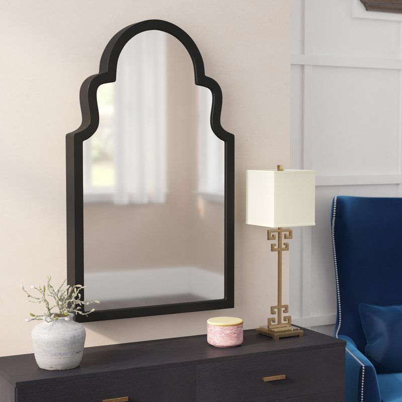 fifi contemporary arch wall mirror contemporary wall on ideas for decorating entryway contemporary wall mirrors id=17265
