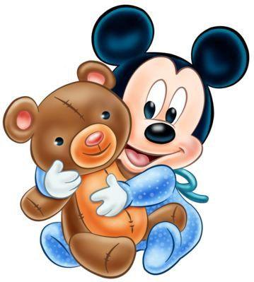 Risultati immagini per topolino baby wallpaper nascita bambini