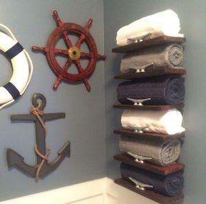 150 Coastal Diy Home Decor Ideas Nautical Bathroom Decor Diy Home Decor Projects Cheap Home Decor
