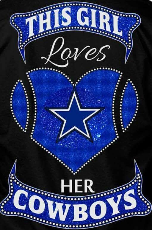 Loving my COWBOYS! More 4101b9b3a