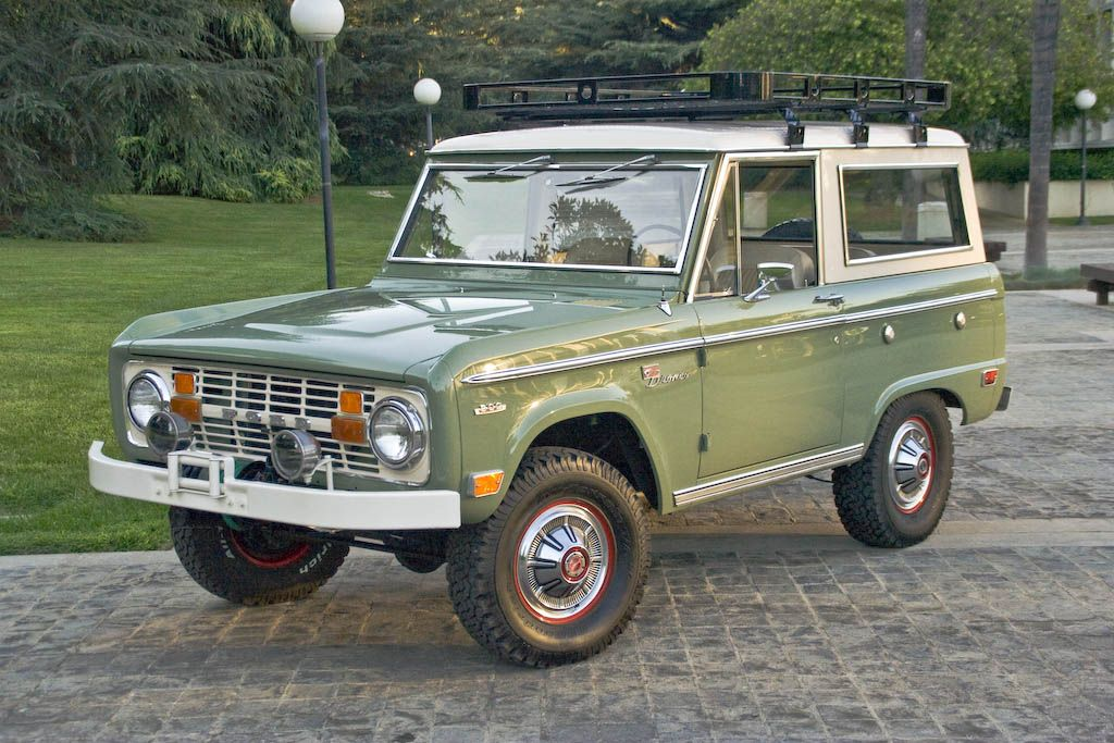 17++ Ford bronco 6 cylinder ideas in 2021