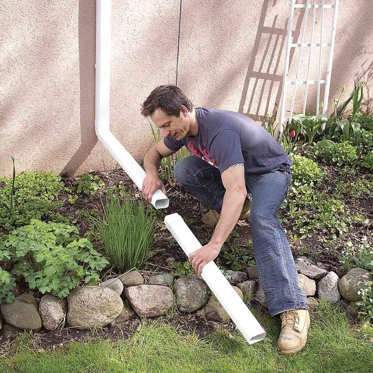 How to Achieve Better Yard Drainage | Yard drainage, Wet ...