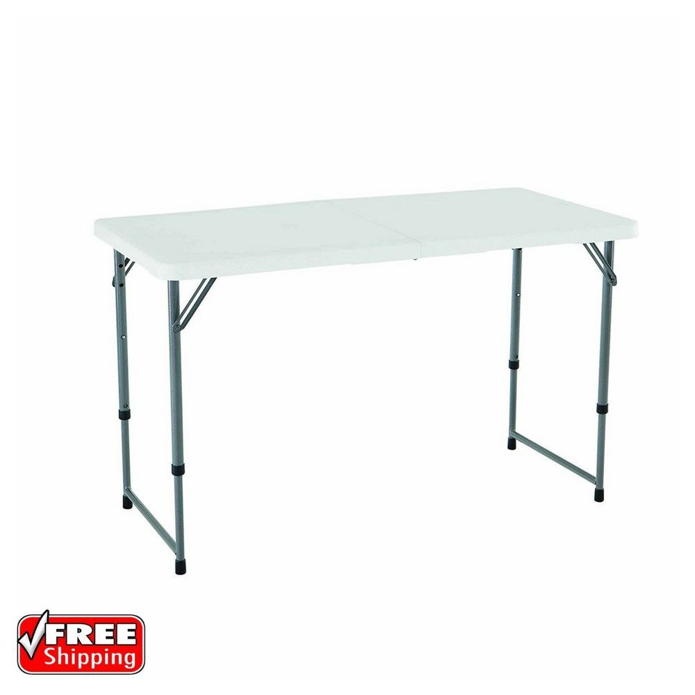 Rent Our 8 Ft Plastic Folding Tables For 10 Can Seat Up To 10 People Rentals Tables Foldingtables Rent Dallastx Dfw Party Folding Table Seating Table