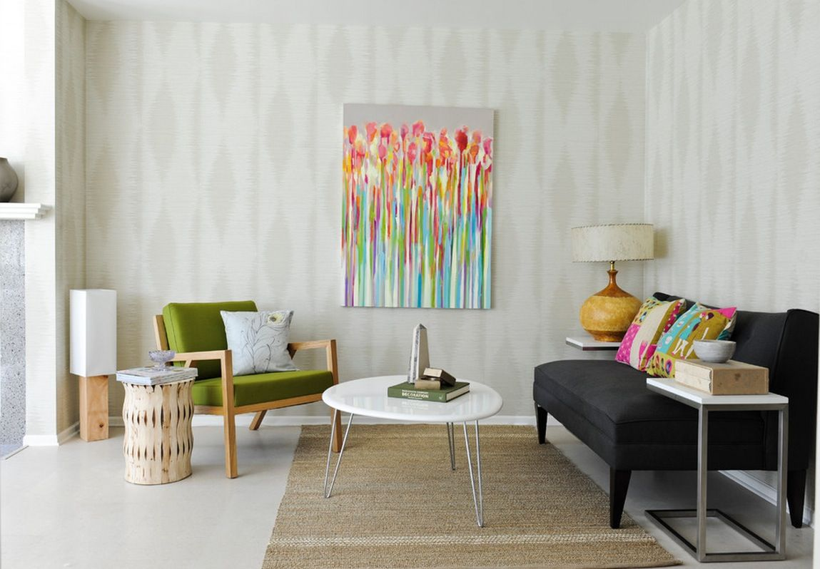 outstanding ideas to decorate your retro home without big