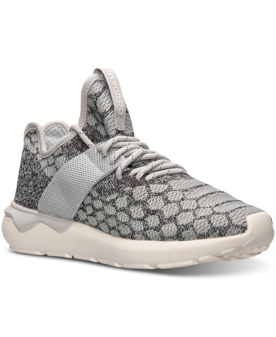 388ae51812e5 adidas Men s Originals Tubular Runner PrimeKnit Casual Sneakers from Finish  Line