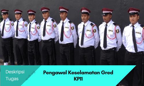 Deskripsi Tugas Pengawal Keselamatan Gred Kp11 Coat Lab Coat Jackets