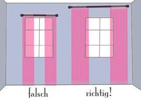 fenster vorhang ideen gardinen. Black Bedroom Furniture Sets. Home Design Ideas