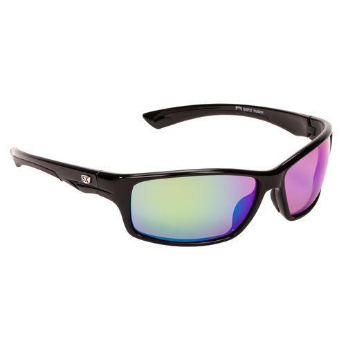 376772bdb9a0 Strike King SK Plus Sunglasses Black Bright Green - Eyewear And Watches