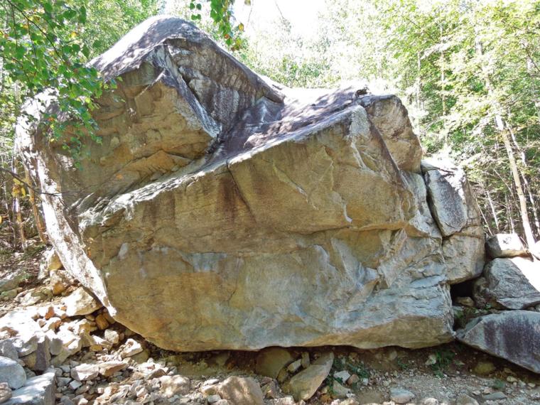 ビクター Ogawayama Bouldering Problem topos