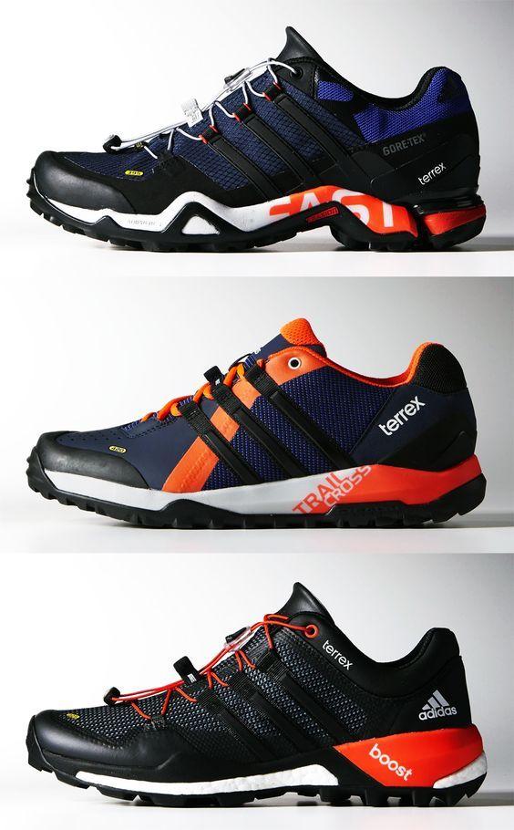 1afb9b836cd adidas Terrex trail shoes Look Masculinos