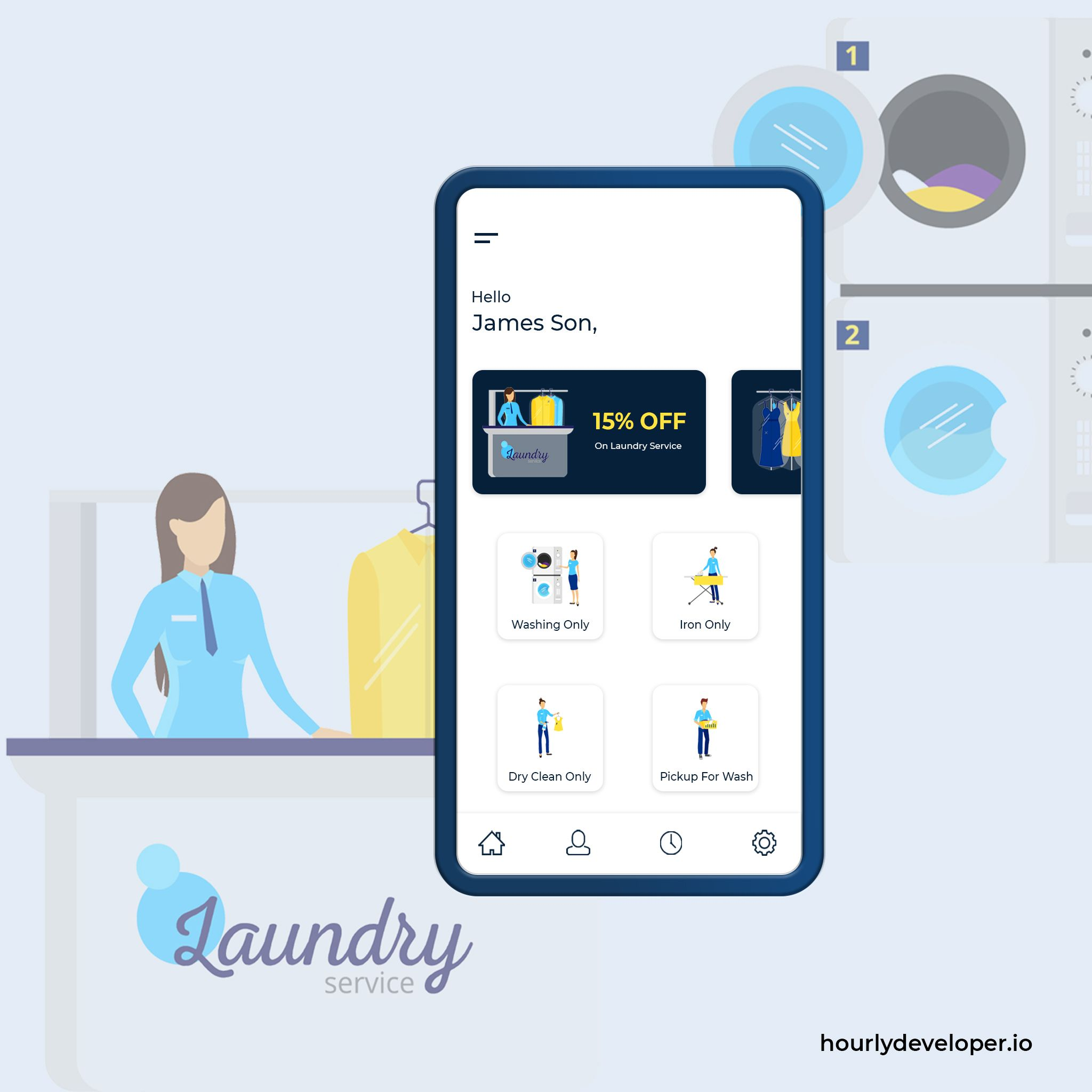 Would You Like To Grow Your Laundry Business With Mobile