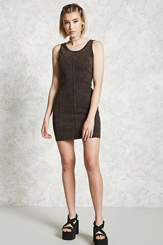 5bce14e250 metallic bandage bodycon dress forever 21 « Bella Forte Glass Studio ...