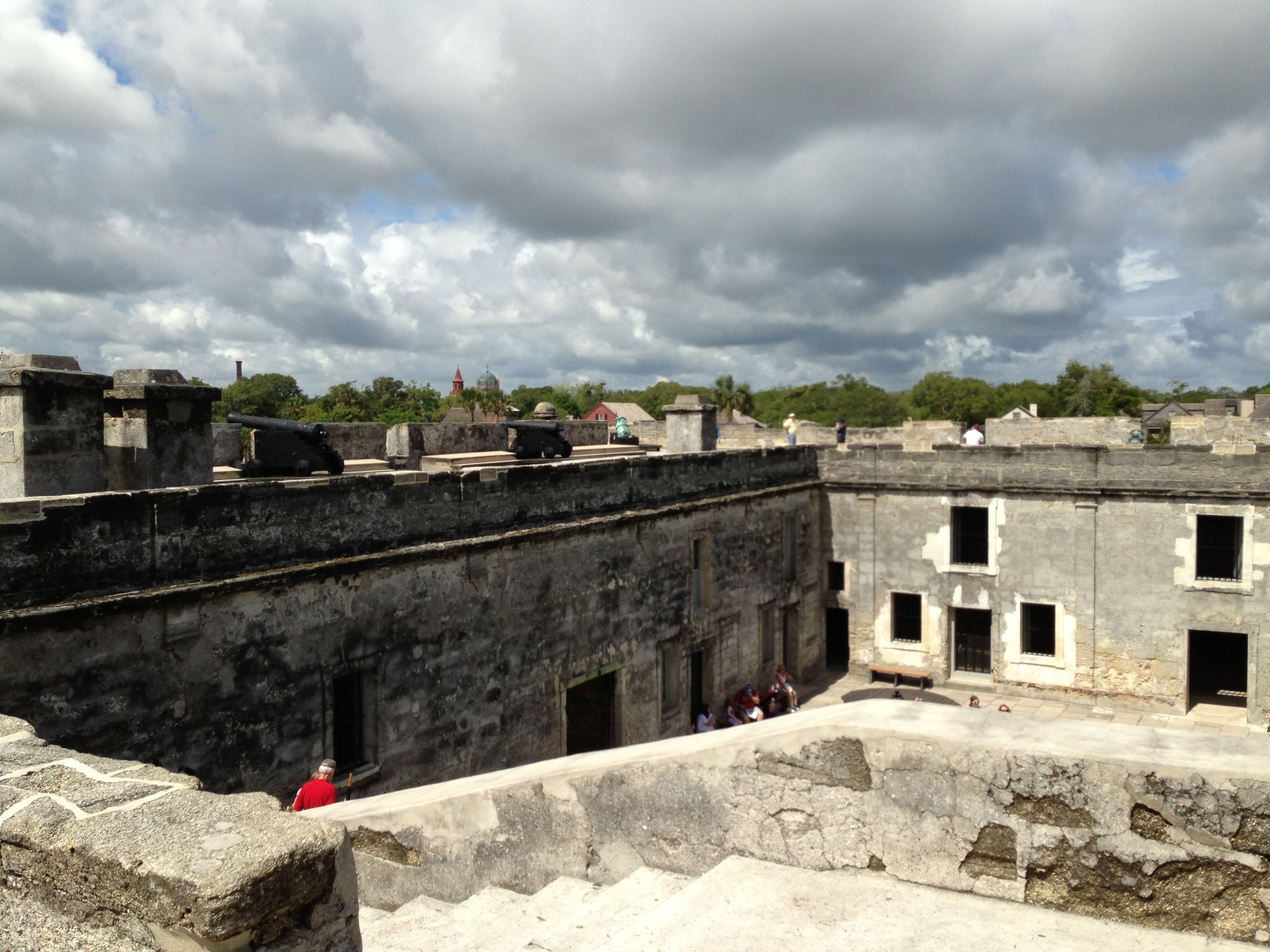 Castillo De San Marcos One Of The Most Haunted Places In America A Must See