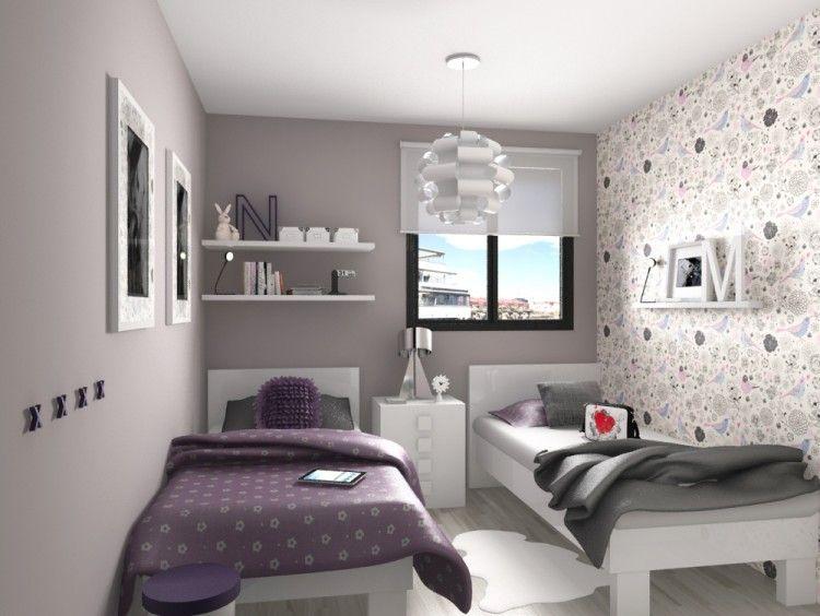 Habitaciones compartidas decoraci n infantil kids room - Habitaciones infantiles compartidas ...