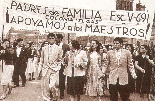 Movimiento magisterial de 1958 consolidaci n del estado - Movimiento moderno ...