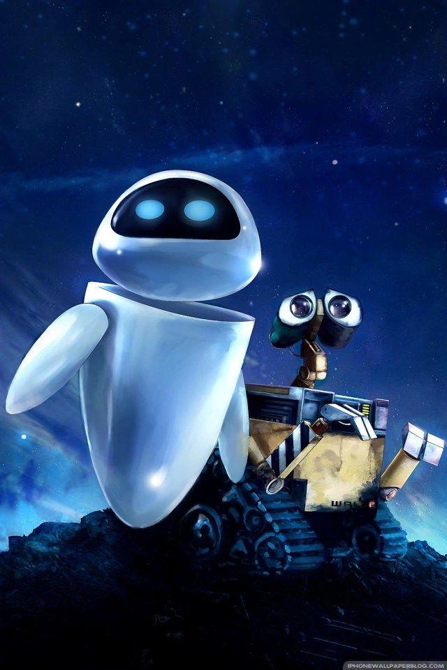 Wall-E Background | DISNEY LOVIN' | Wall e, Disney wallpaper e Wall e eve