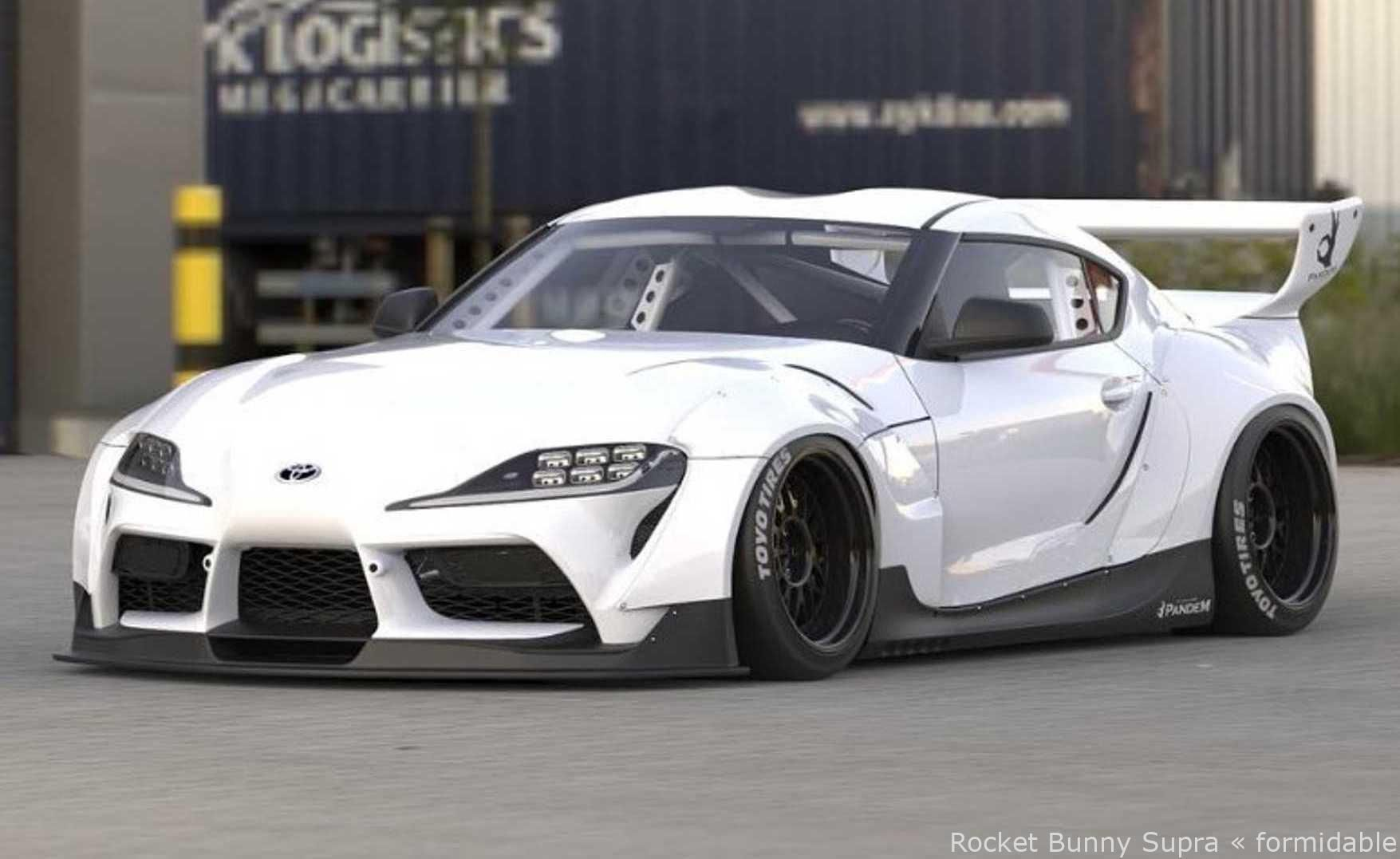 Cars Rocket Bunny Supra Fascinating In 2020 New Toyota Supra Toyota Supra Toyota Supra Mk4