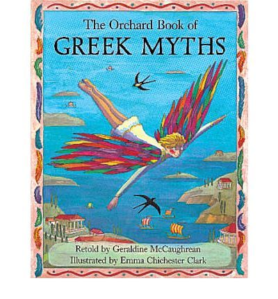 Greek Mythology and Reader's Theater