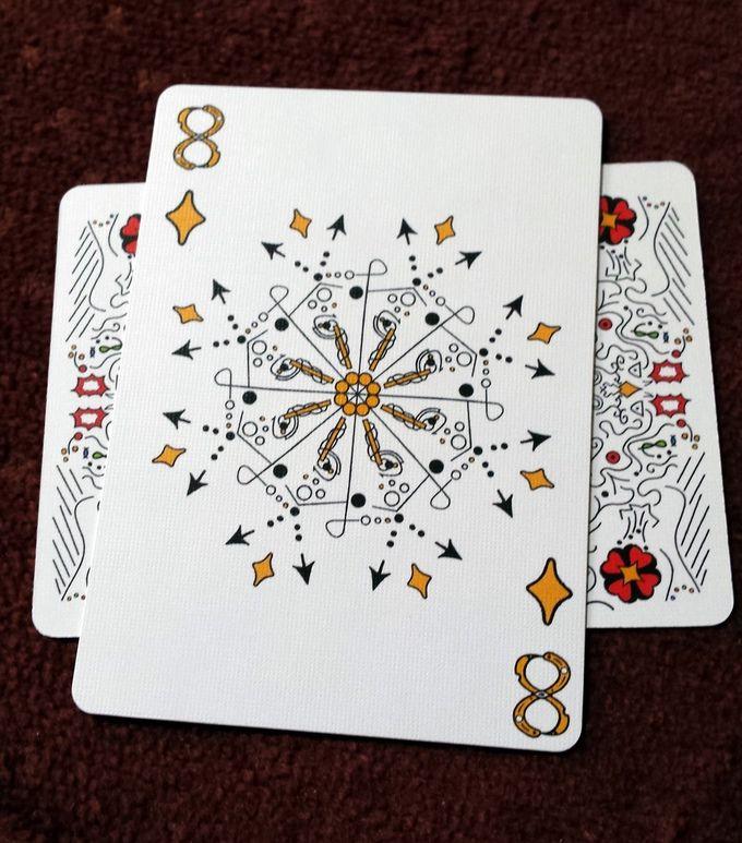Unique Designs Playing Cards By Landry Sanders Kickstarter I