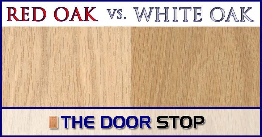 red oak vs white oak differences White oak, Oak, Red oak