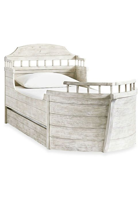 boat trundle bed | Beachy Dreams | Pinterest | Room