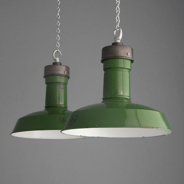 Bulb industry design lamp industry lamp lamp industry overhead lamp Lights 50 Workshop factory industry Sixties