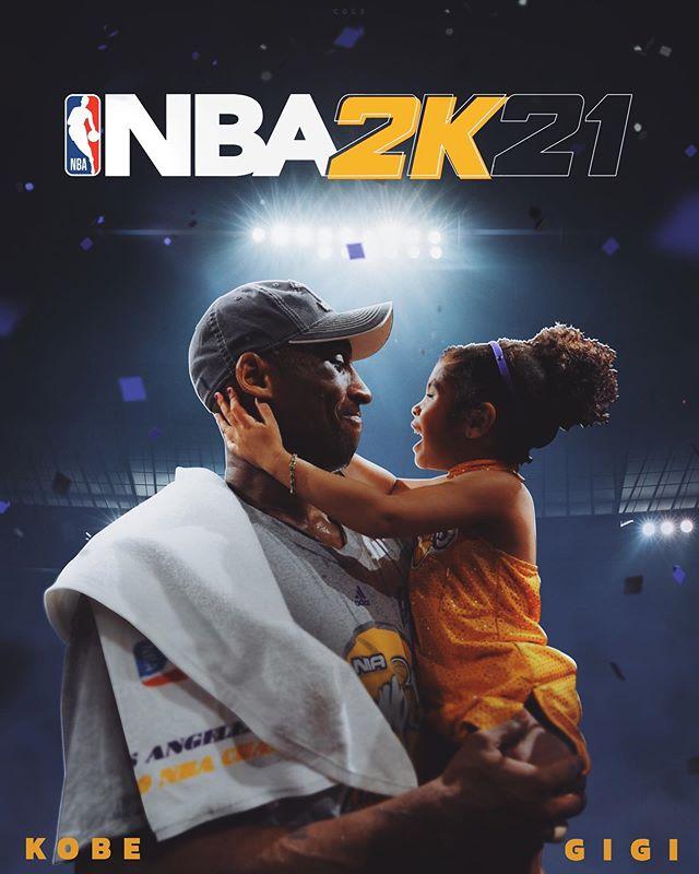 Cole The Cover We All Want Nba2k Nba2k Kobe Gigi Who Thinks Kobe Should Be On Regular Nba2k21 Cover In 2020 Nba Mvp Popular Artists African American Art
