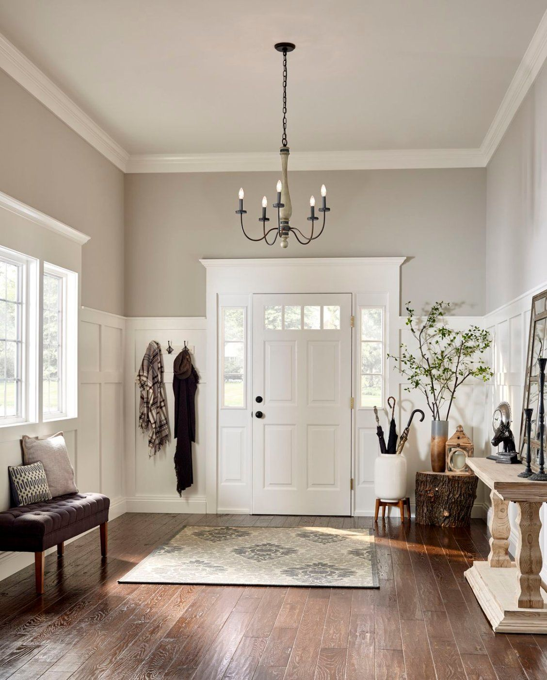 Living Room Lighting Ideas On A Budget: Effortlessly Elevate And Enhance Your Home's Entryway With