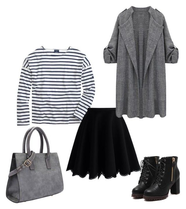"""""""It's a Rainy Day"""" by momo-free on Polyvore featuring Saint James and Chicwish"""