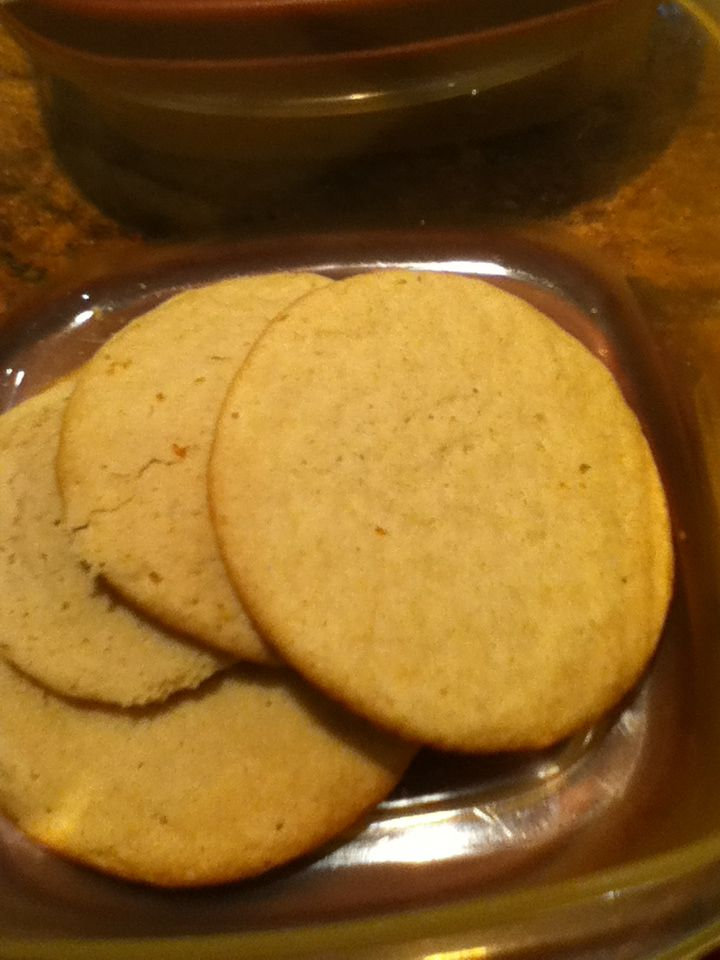 Eat happy with these cookies