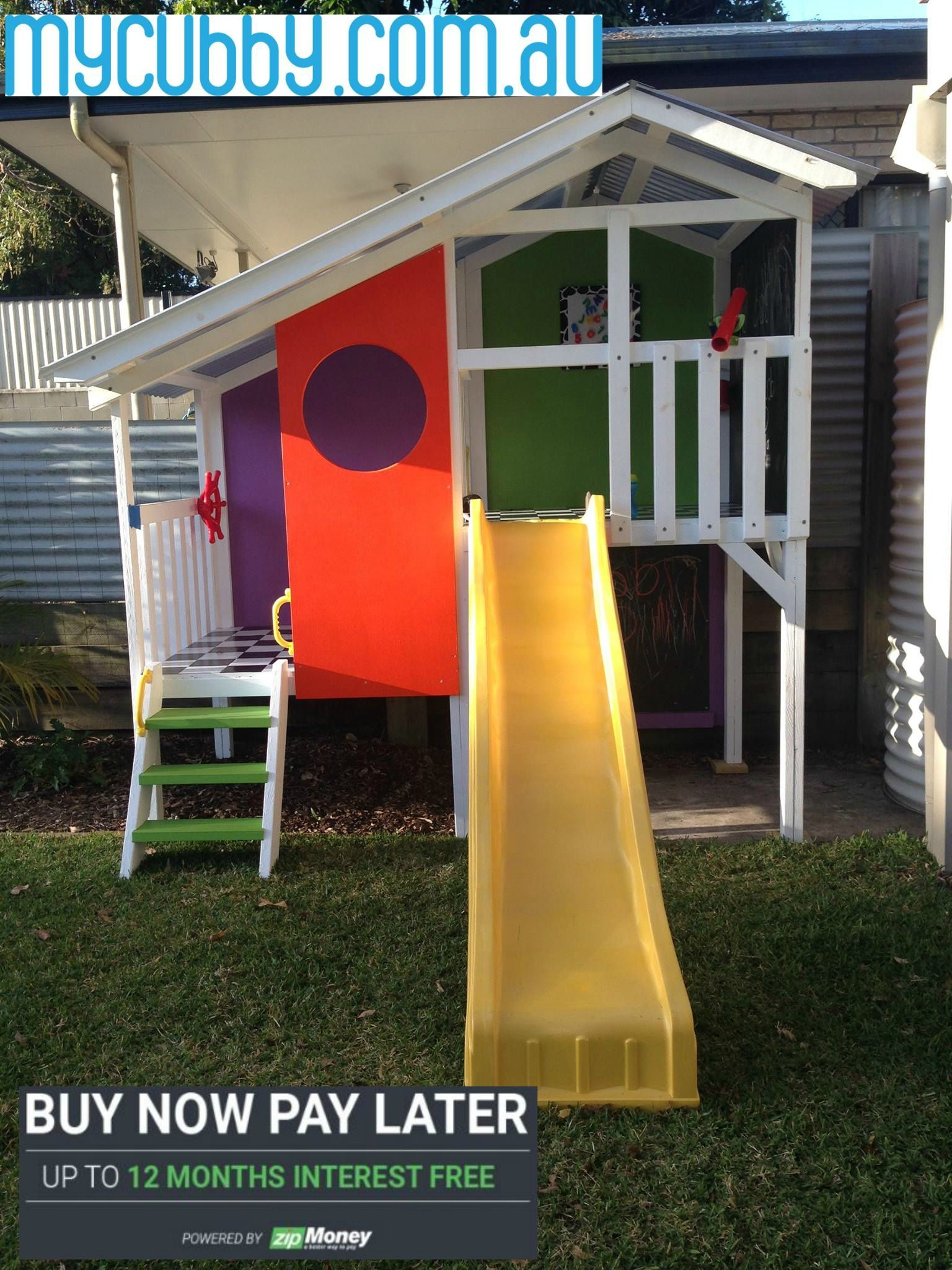 order your dream cubby house now for christmas it u0027s the christmas