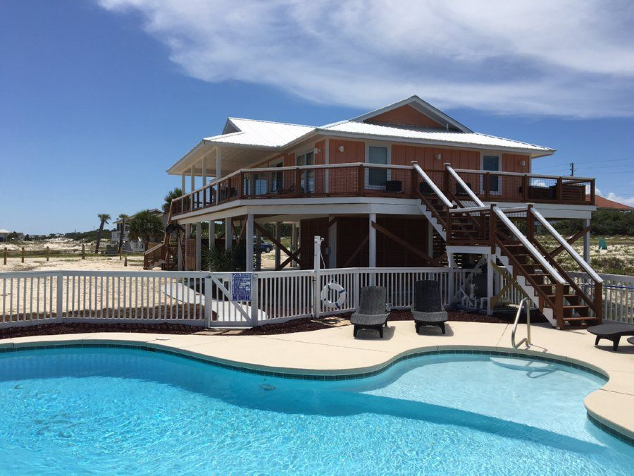 Little Surfer Girl St George Island Vacation Rentals In St