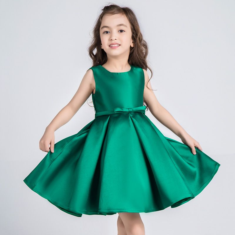 7188940e452 Emerald Green Girl Pageant Dress