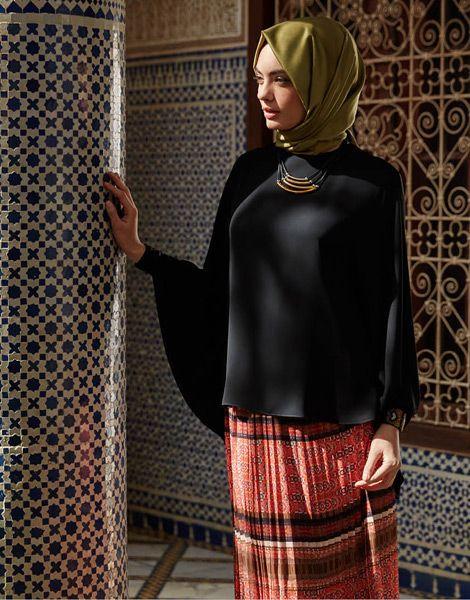 83507a78f35d8 Kayra Giyim 2016 İlkbahar-Yaz Koleksiyonu | elbise ve kombin | Hijab ...