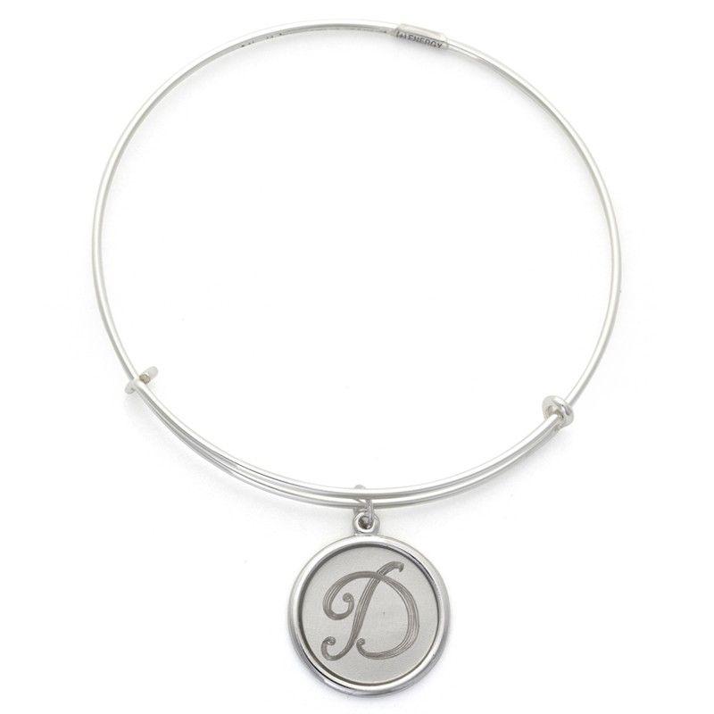 Precious Initial Charm Bracelet | Alex and Ani