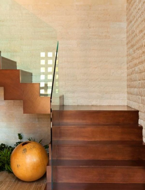 Good 10 Simple, Elegant And Diverse Wooden Staircase Design Ideas Nice Look