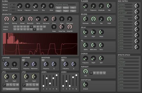 Tunefish Synthesizer