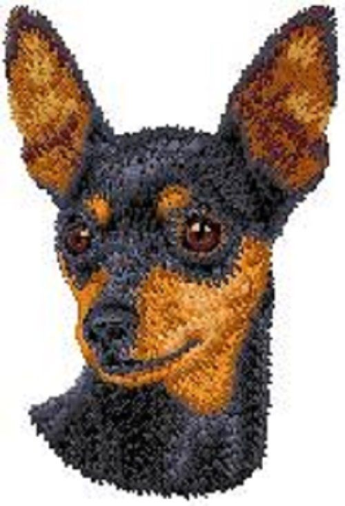 """CUSTOM EMBROIDERED BEAUTIFUL LIFELIKE IMAGE OF YOUR FAVORITE AKC DOG BREED ALONG WITH. """"BREED SPECIFIC"""" TRAITS EMBROIDERED IN VIBRANT COLORS. SPECIFIC TO THAT BREED EMBROIDERED ON THE PILLOW . OR NAME OF BREED WILL BE EMBROIDERED ABOVE THE IMAGE OF THE DOG INTHREAD COLOR OF YOUR CHOICE. 