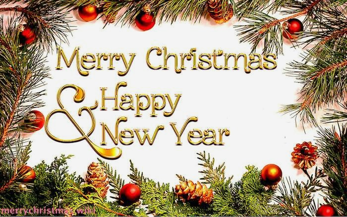 Merry Christmas And Happy New Year 2020 Wishes And For Merry Merry Christmas And Happy New Year Merry Christmas Wishes Happy New Year Cards