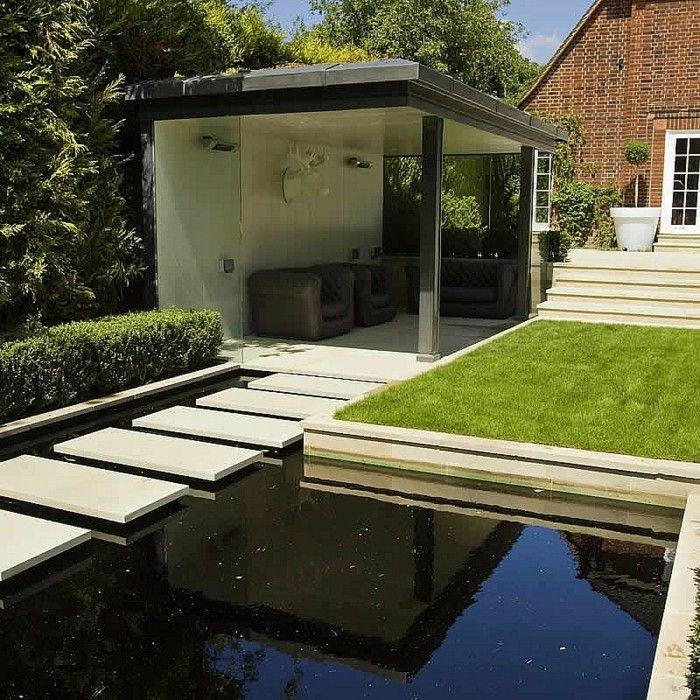 Garten Pergola Und Garten Teich Schöne Garten Gestaltung