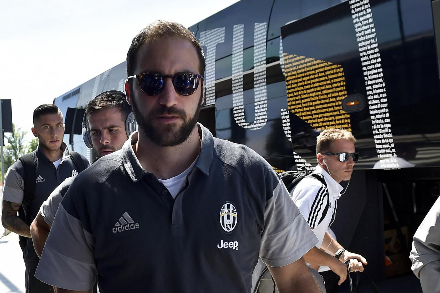Juve, welcome to London