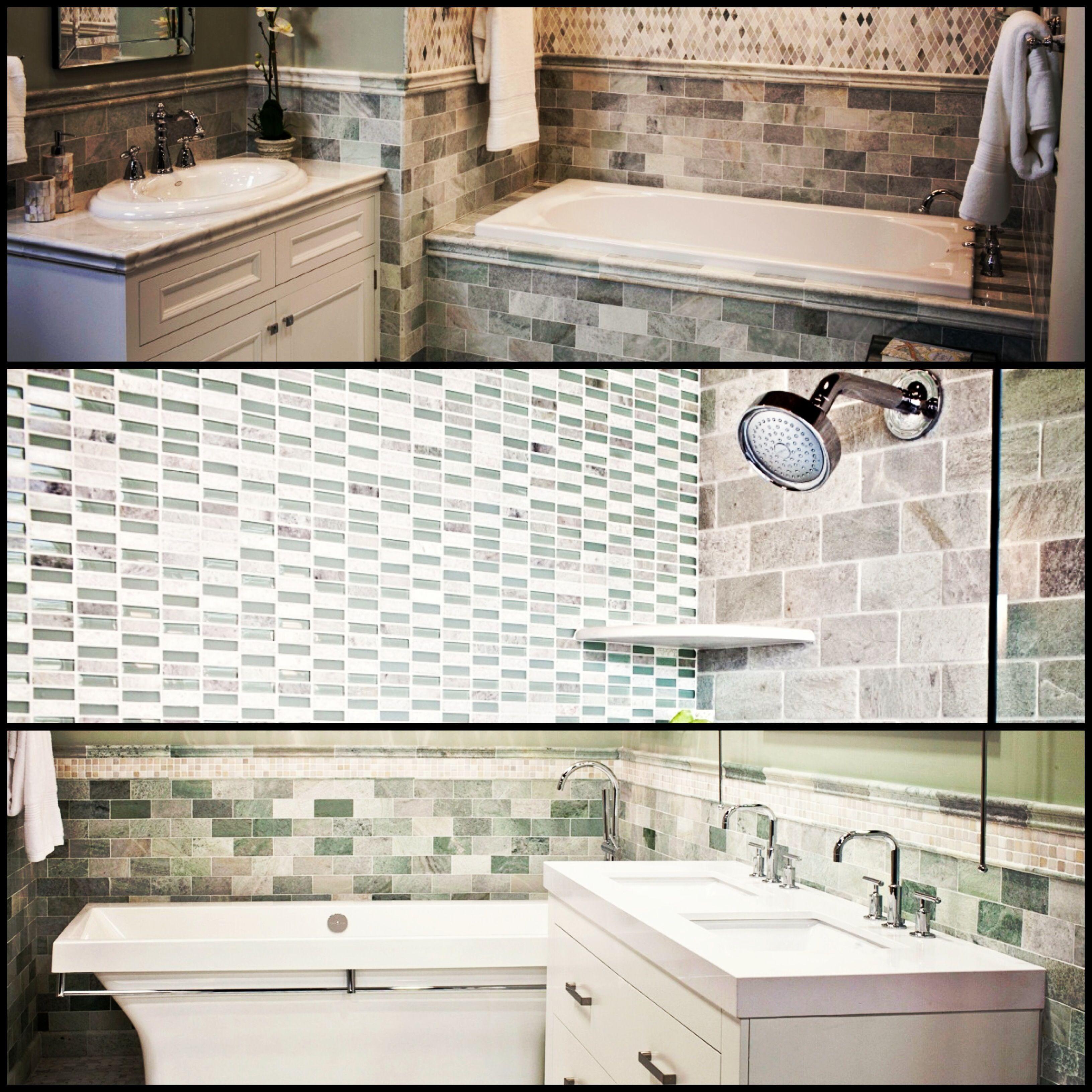 The beautiful Biltmore Marble Bathrooms The beautiful