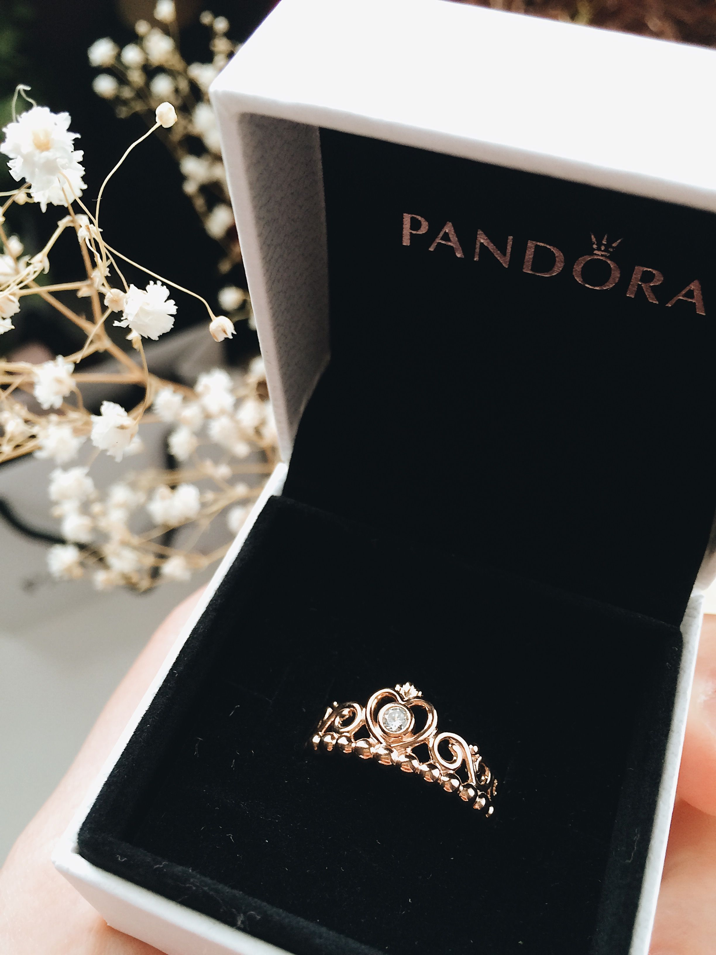 Pandora Princess Ring Pandora Rings Princess Princess Ring
