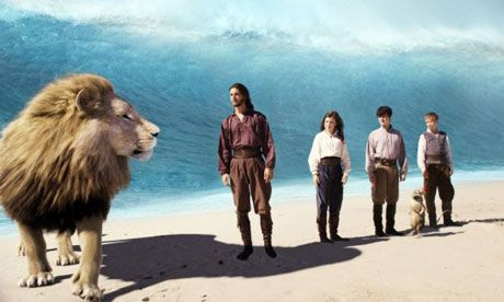 The Chronicles Of Narnia The Voyage Of The Dawn Treader Review