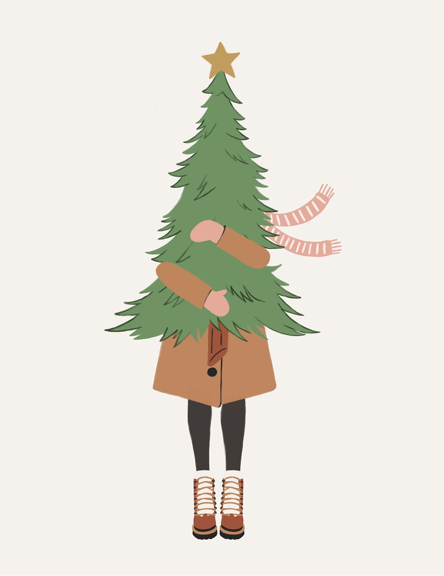 Hello December | Digital Download - Monika Hibbs