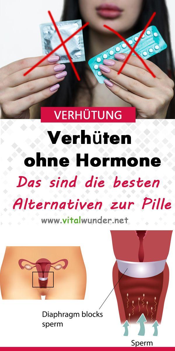 Verhüten ohne Hormone: Das sind die besten Alternativen